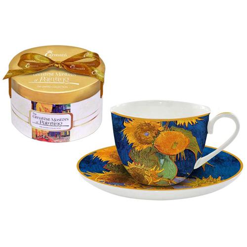 Ceasca Picturi Celebre - Van Gogh, Flori