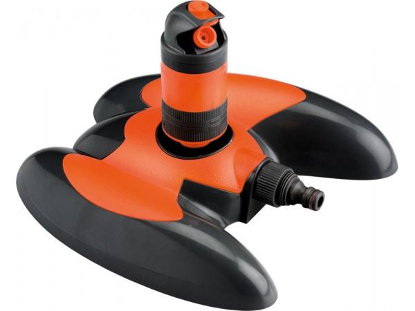 Jet-Spray 360° cu baza din plastic