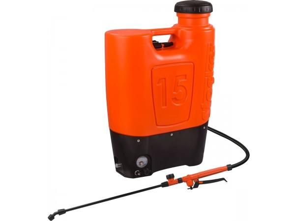 Pompa tip rucsac ELECTRO 15 litri, baterie Li-ION