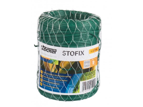 Fir plastificat Stofix, bobina 500 m x 2,6 mm