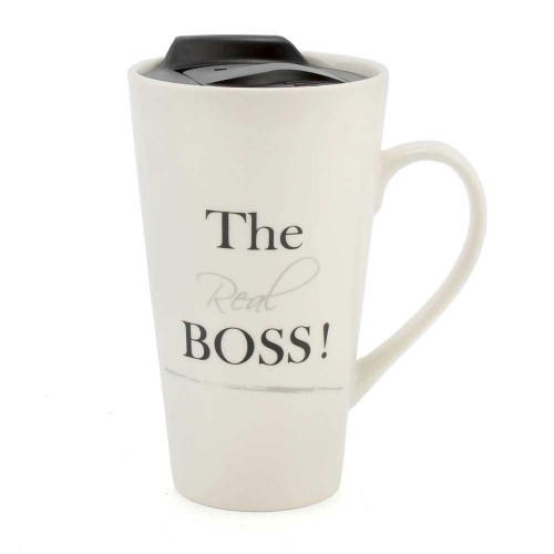 Cana de calatorit The Real Boss