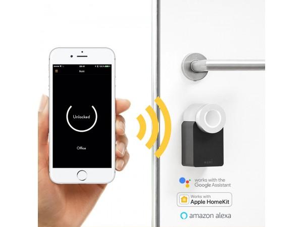 Incuietoare inteligenta Nuki Smart Lock