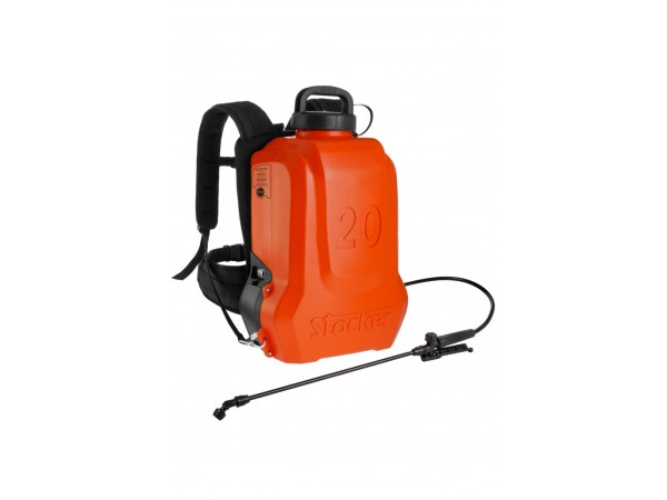 Pompa tip rucsac ELECTRO ERGO POWER FPM 20 litri, Li-ION 18 V