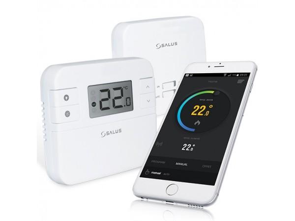 Termostat inteligent Salus RT310i, 5 ani Garantie