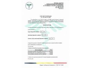 Pulsoximetru Yimi YM101