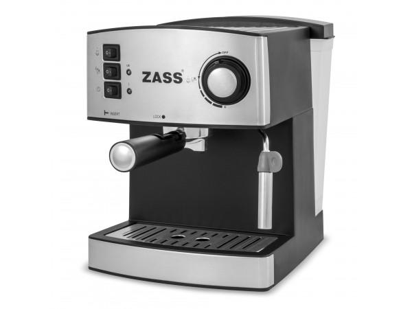 Espressor de cafea Zass ZEM 04