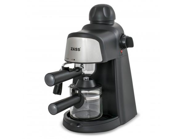 Espressor de cafea Zass ZEM 05 Negru