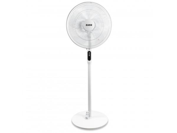 Ventilator cu picior ajustabil si telecomanda ZFTRA 1608